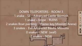 Falter Z_ why reset the 10 doors the Apoc Treasure Room the third throwing contest