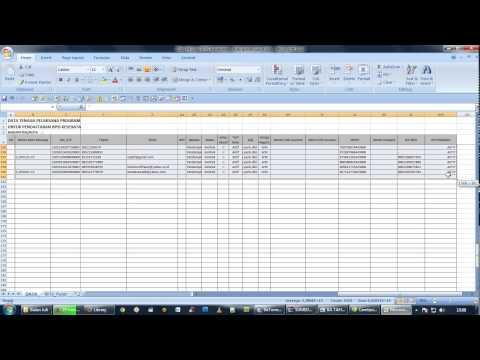 Cara menghapus data pendamping yang sudah resign di data BPJS