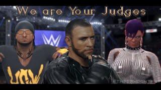Sledder's Current-Gen WWE 2K15 CAW Contest [Watch in 1080p]