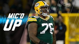 """Mike Daniels Mic'd Up vs. Buccaneers """"He Broke My Ankles, They Got A.I."""" 