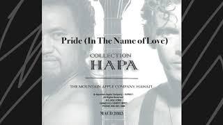 HAPA - Pride (In The Name of Love)