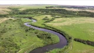 Wascana Trails - Drone Footage (near Regina, SK)