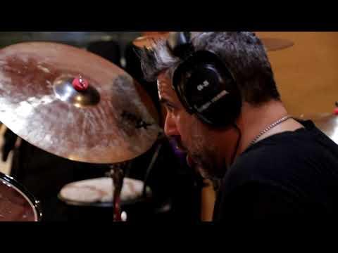 """Rich Redmond Recording Drums on Jason Aldean's """"We Back""""!"""