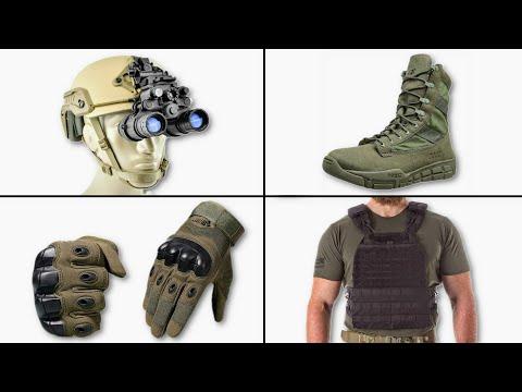 7 Piezas de Equipo Militar que un Civil puede Comprar