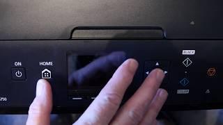 Canon Pixma MG5750 WiFi Setup