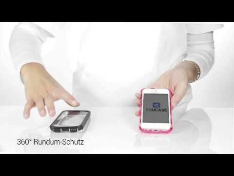YouCase - Touch Generation 2 Case Schutzhülle Silikon TPU für Apple iPhone 5 6 Samsung Galaxy