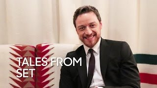 """Tales from Set: James McAvoy on """"Split"""""""