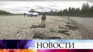ВХабаровском крае рыбы ценных пород идут нанерест под охраной Росгвардии.