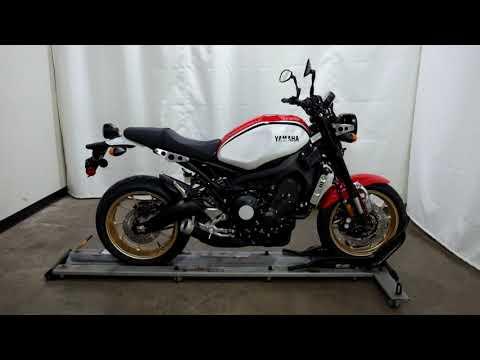 2021 Yamaha XSR900 in Eden Prairie, Minnesota - Video 1
