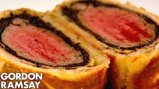 Filet of Beef Wellington Gordon Ramsay