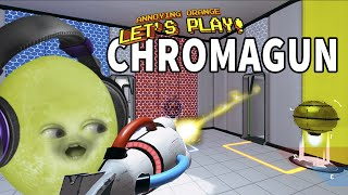 Gaming Grape Plays - CHROMAGUN