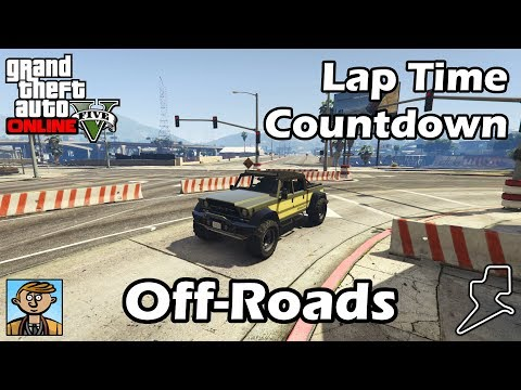 Fastest Off-Road Vehicles (2018) - GTA 5 Best Fully Upgraded Cars Lap Time Countdown