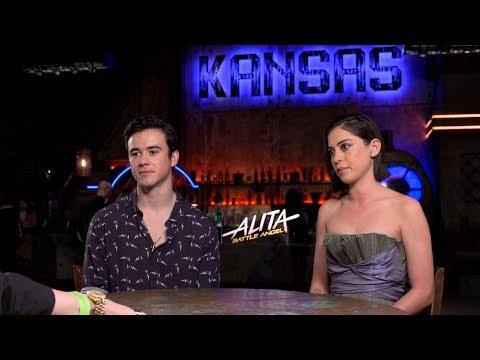 Dana Cortez Show interviews cast of 'ALITA: Battle Angel'