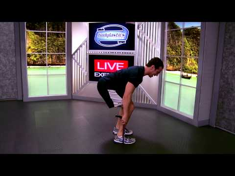 HOW TO DO Bent Over Row ( HEAVY PANTS ) with Resistance Bands