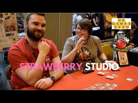 UKGE 2017: Strawberry Studio