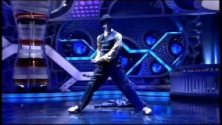 Salah Robot  Hormiguero  Creartys - best dancer