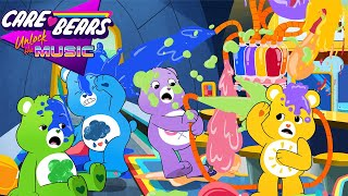 Care Bears Do The Scrub Clean Up Song | Tidy Up Song | Unlock The Music Cartoons & Kids Songs