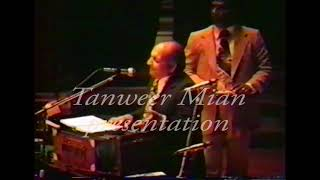 Mohammed Rafi Live Concert Video - Montreal 1979