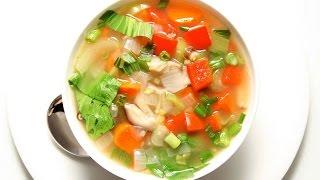 Суп овощной рецепт