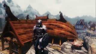 Skyrim Hedge Knight Armor - Самые лучшие видео