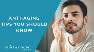 Anti-aging Tips You Should Know