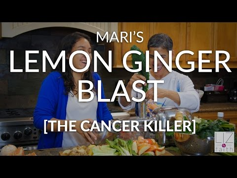Video STAGE 4 CANCER HEALED BY JUICING & RAW VEGAN DIET, PART 2