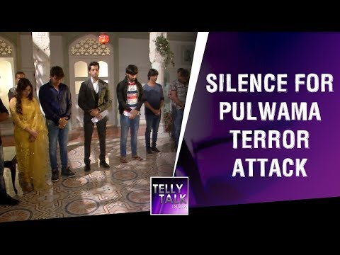 'Aap Ke Aa Jane Se' cast and crew observe silence for Pulwama Terror Attack