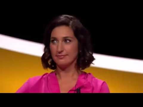 Flemish comedian is asked to imitate bird sounds (turn on captions)