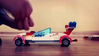 Зацените мою постройку из Лего с монтажом крутым
