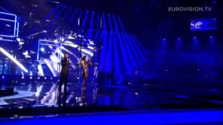 Paula Seling & OVI Miracle Romania LIVE Eurovision Song Contest 2014 Second Semi Final