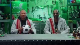 Новинка - 2016.Смешное  видео- Snoop Dogg - очумелые тусы! о русском футболе.