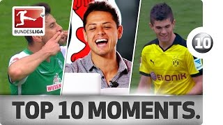 sport top 10 momente Bundesliga