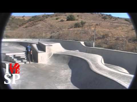 iloveskateparks.com tour - Rancho Santa Margarita Skatepark - RSM - CA