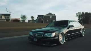Minnesota Masterpiece // VIP Systems S500 Benz