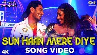 Sun Haan Mere Diye Song Video - Dil Apna Punjabi | Harbhajan Mann & Mahek Chahal | Sunidhi Chauhan