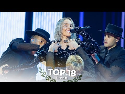 Cyprus in Eurovision - My Top 18 (2000-2019)