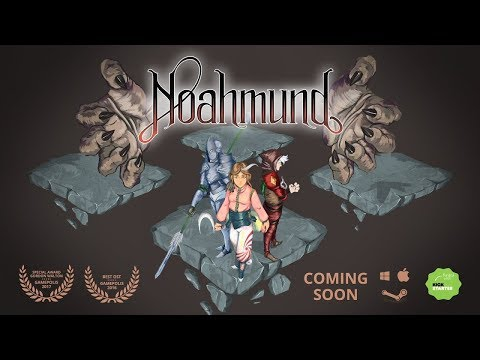 Noahmund Gameplay Trailer - Before the Wind thumbnail