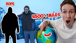 Travelling 4500+ Miles To Meet My Online Friend, For The First Time! (Crazy Vlog)