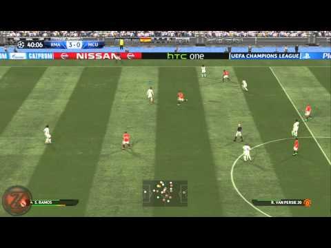 Gameplay de Pro Evolution Soccer 2015