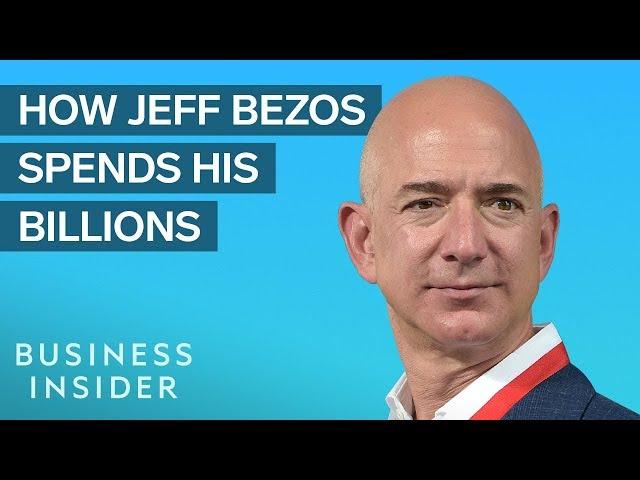 Video Uitspraak van Jeff bezos in Engels