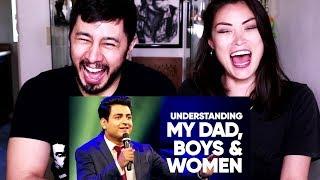 (Old Version) Kenny Sebastian: Understanding My Dad, Boys & Women | Reaction!