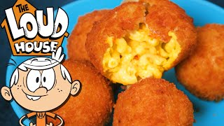 HOW TO MAKE Mac N Cheese Bites From THE LOUD HOUSE!