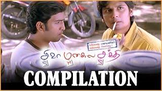 Siva Manasula Sakthi - Comedy scenes   Jiiva   santhanam   Anuya Bhagvath   Tamil Latest Comedy