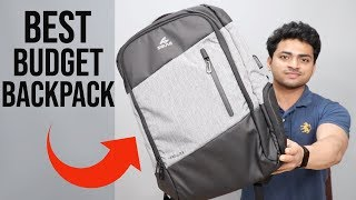 Best Budget Laptop Backpack | Seute Verdiator With USB Port | Tech Unboxing 🔥