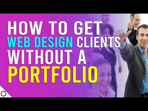 3 Ways On How To Get Freelance Web Design Clients Without A Portfolio