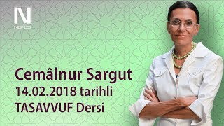 TASAVVUF DERSİ - 14 Şubat 2018
