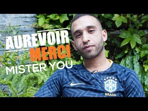 MISTER YOU - AUREVOIR MERCI