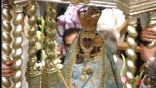 preview picture of video 'Romería de la Virgen de la Cabeza 1994: traslado y procesión'