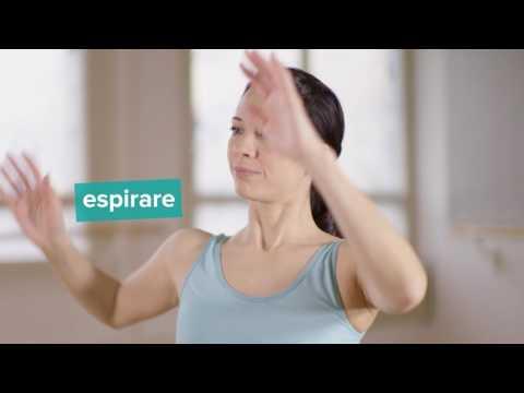 Chi kung per trattamento di osteochondrosis