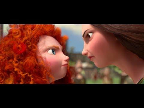 Pixars Brave trailer
